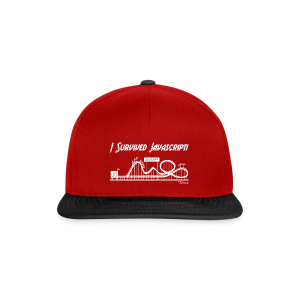 I Survived Javascript - Snapback Cap