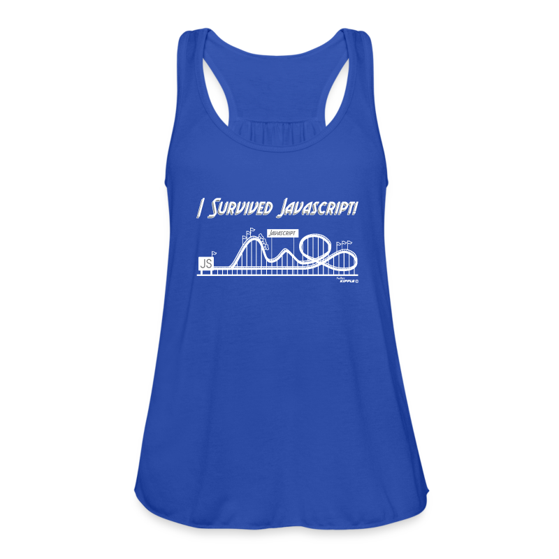 I Survived Javascript (Women) - Women's Tank Top by Bella