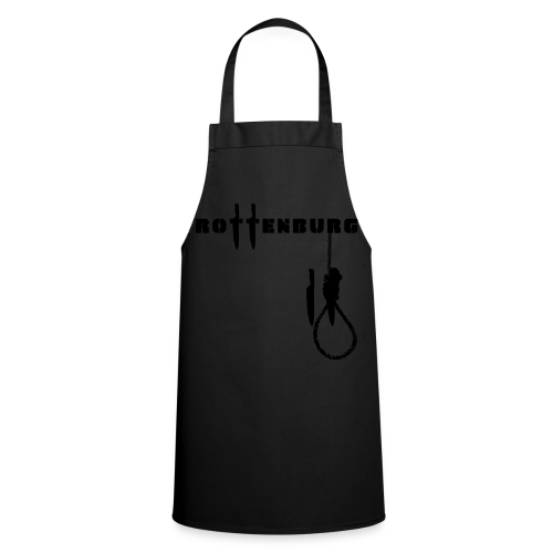 Kapuzenpullover Unisex Der Strick Extended - Kochschürze