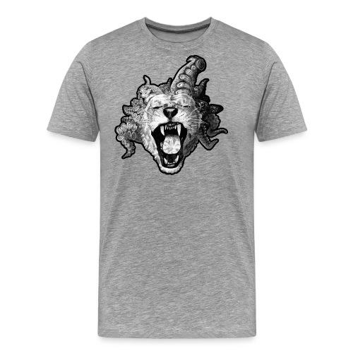 Octopus Lion - T-shirt Premium Homme