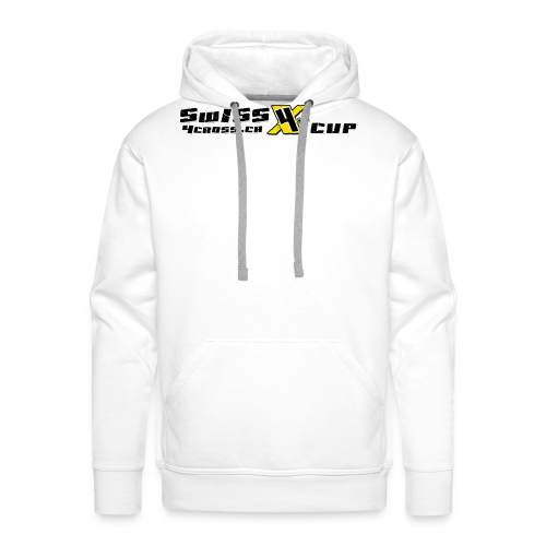 Simple black - Männer Premium Hoodie