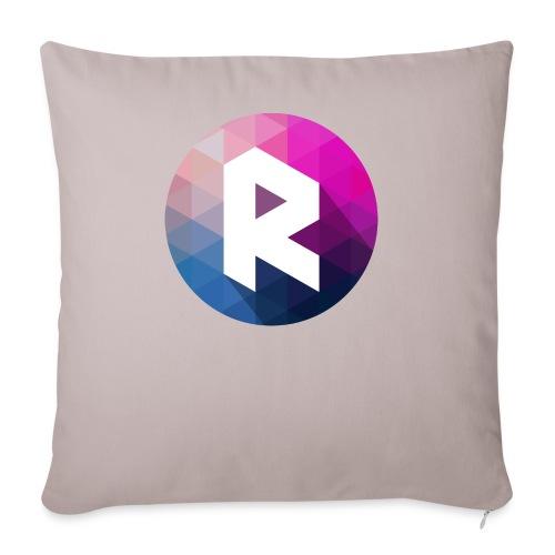 Buttons - Sofa pillowcase 17,3'' x 17,3'' (45 x 45 cm)