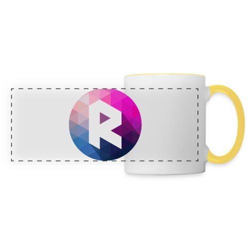 Buttons - Panoramic Mug