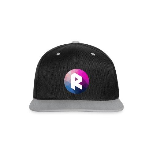 Buttons - Contrast Snapback Cap