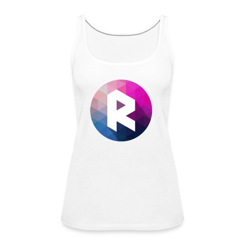 Buttons - Women's Premium Tank Top