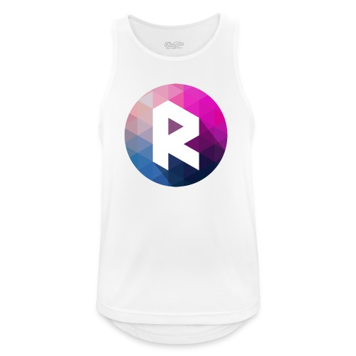 Buttons - Men's Breathable Tank Top