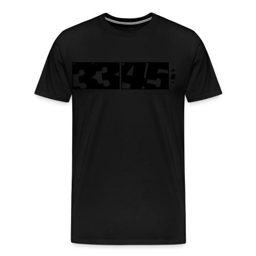 33/45 - Männer Premium T-Shirt