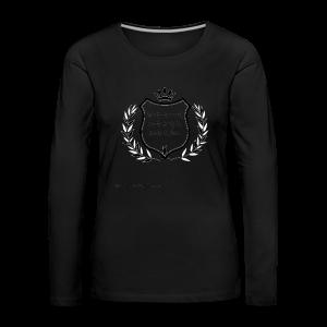 Make it work, make it right, make it fast - Women's Premium Longsleeve Shirt