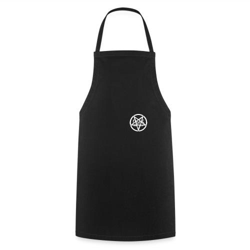 French DP - Black sweat-shirt - Tablier de cuisine