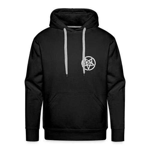 French DP - Black sweat-shirt - Sweat-shirt à capuche Premium pour hommes
