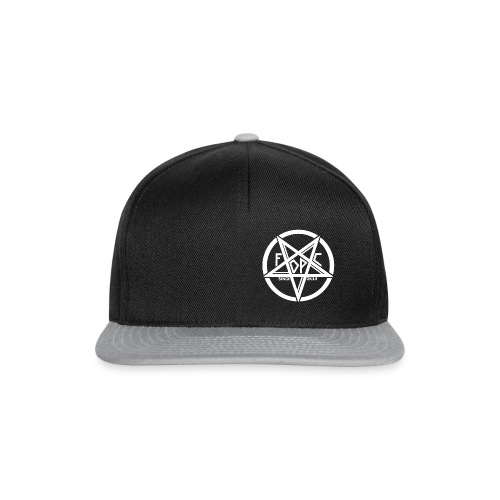 French DP - Black sweat-shirt - Casquette snapback