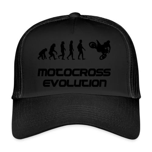 Motocross Evolution - Trucker Cap