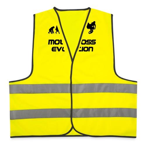 Motocross Evolution - Warnweste