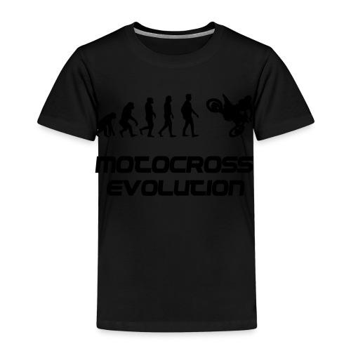 Motocross Evolution - Kinder Premium T-Shirt