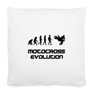 Motocross Evolution - Kissenbezug 40 x 40 cm