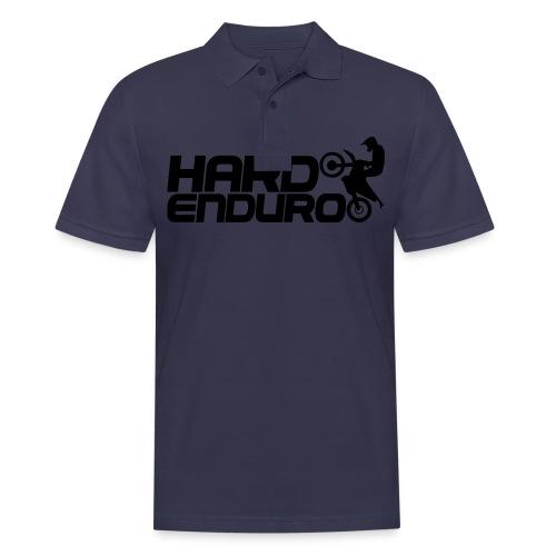 Hard Enduro - Männer Poloshirt