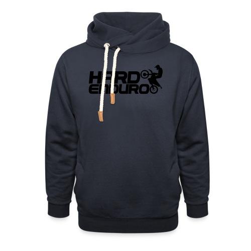 Hard Enduro - Schalkragen Hoodie