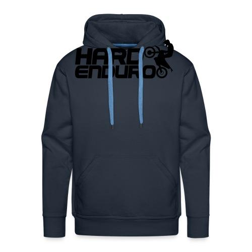 Hard Enduro - Männer Premium Hoodie