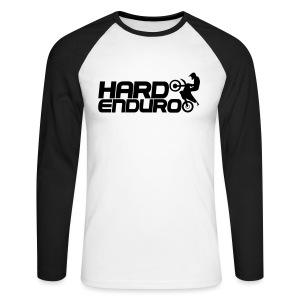 Hard Enduro - Männer Baseballshirt langarm