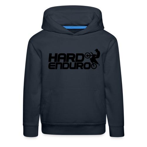 Hard Enduro - Kinder Premium Hoodie