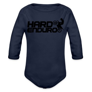 Hard Enduro - Baby Bio-Langarm-Body