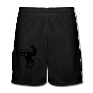 The hard endurist - Männer Fußball-Shorts