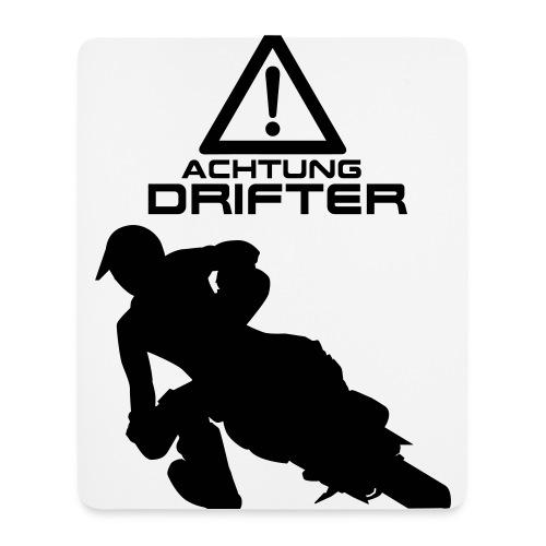 Supermoto Drifter - Mousepad (Hochformat)