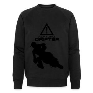 Supermoto Drifter - Männer Bio-Sweatshirt von Stanley & Stella