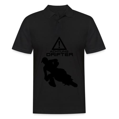 Supermoto Drifter - Männer Poloshirt