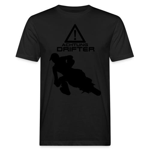 Supermoto Drifter - Männer Bio-T-Shirt