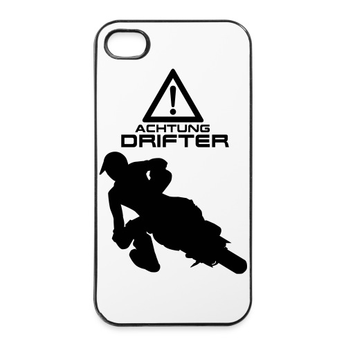 Supermoto Drifter - iPhone 4/4s Hard Case