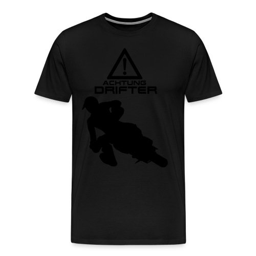 Supermoto Drifter - Männer Premium T-Shirt