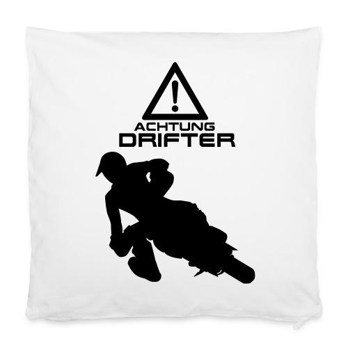 Supermoto Drifter - Kissenbezug 40 x 40 cm