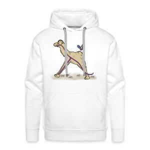 Lambda-Camel T-Shirt Frauen - Männer Premium Hoodie
