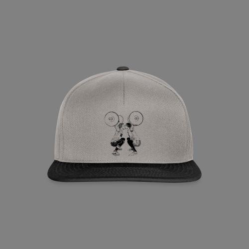 Strong kiss - Snapback Cap