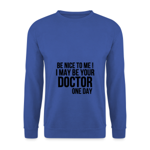 Be Nice To Me - Sweat-shirt Homme