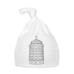 Water tower at Kollwitzplatz  Shirts - Baby Cap