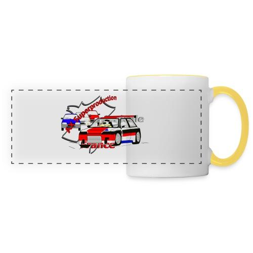 Mug AX Superproduction - Mug panoramique contrasté et blanc