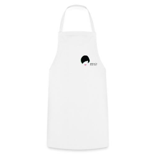 Male Organic T-Shirt Small Emerald & Doreen Logo - Cooking Apron