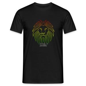 UNITY IS THE KEY BASEBALLCAP - Mannen T-shirt