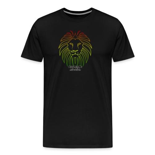 UNITY IS THE KEY BASEBALLCAP - Mannen Premium T-shirt