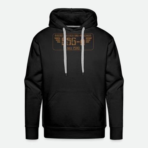 T-Shirt BSG-A - Männer Premium Hoodie