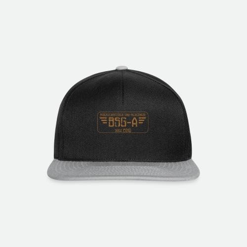 T-Shirt BSG-A - Snapback Cap