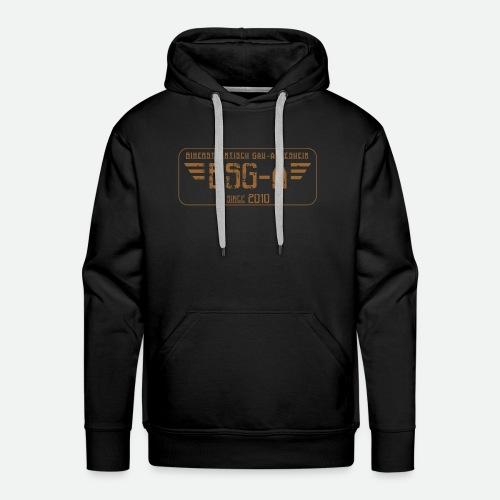 BaseCap BSG-A gold - Männer Premium Hoodie