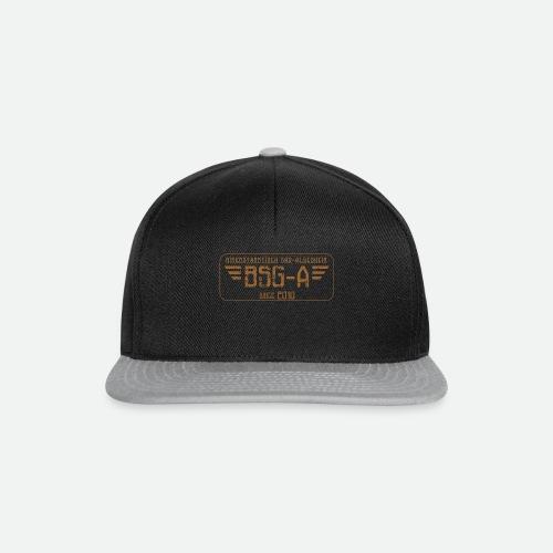 BaseCap BSG-A gold - Snapback Cap