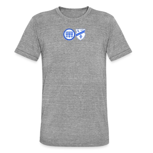 TB Rielingshausen Shirt - Unisex Tri-Blend T-Shirt von Bella + Canvas
