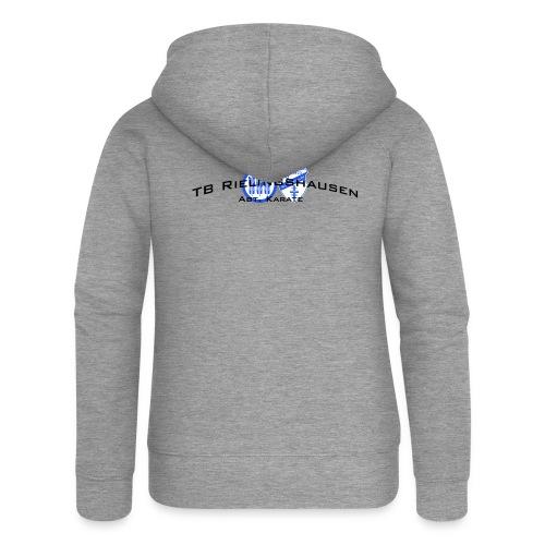 TB Rielingshausen Shirt - Frauen Premium Kapuzenjacke