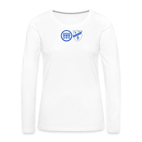 TB Rielingshausen Shirt - Frauen Premium Langarmshirt