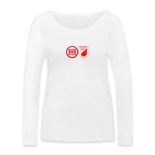 SVG Kirchberg Shirt - Frauen Bio-Langarmshirt von Stanley & Stella