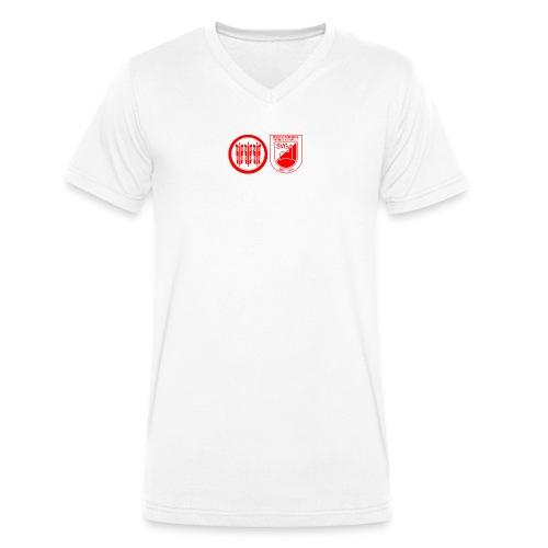 SVG Kirchberg Shirt - Männer Bio-T-Shirt mit V-Ausschnitt von Stanley & Stella